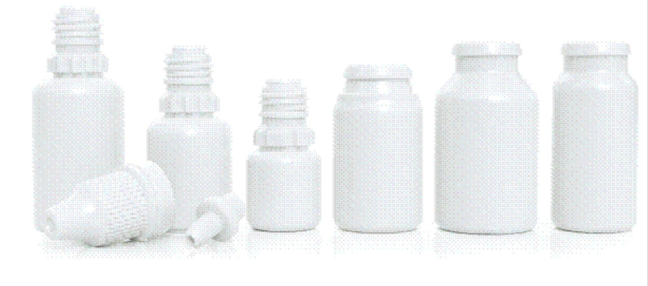 Novi izdelki, hitra dobava: plastenke s kapalkami, vrečke brez PVC za infuzije in nosni aktuatorji za otroke in odrasle
