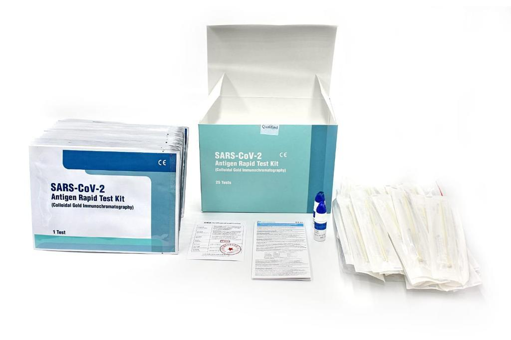 Antigenski hitri testi SARS COV-2